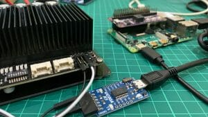 Control MDDS30 In Serial Simplified Mode Using Raspberry Pi