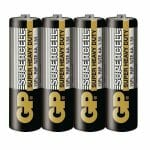 GP 4 x AA Supercell Battery
